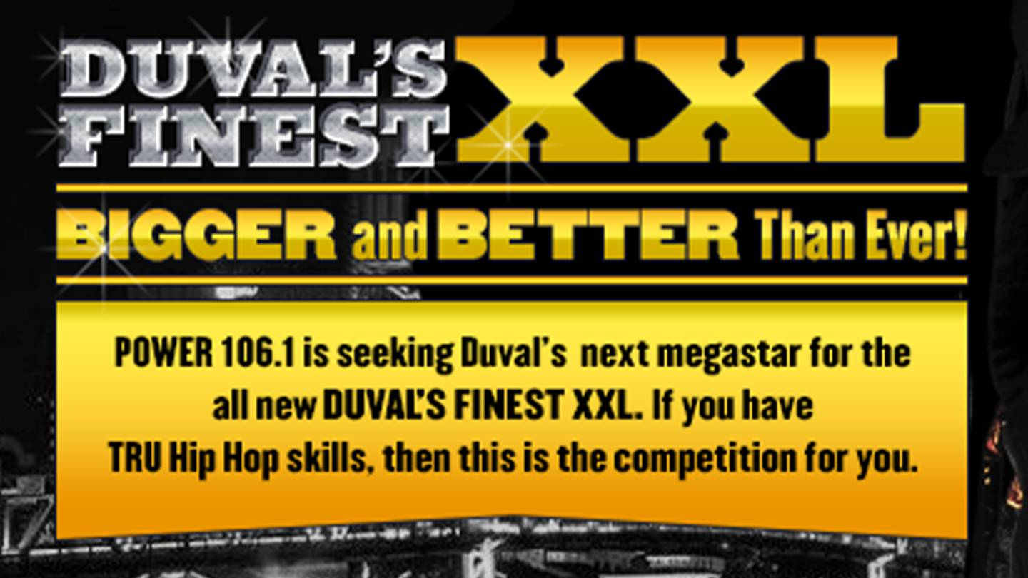 Are You Duval's Top MC?