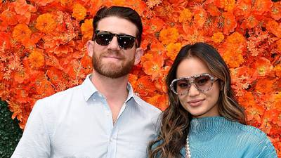 """Jamie Chung and Bryan Greenberg welcome twins, """"double the trouble"""""""