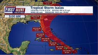 Tracking the Tropics: July 30, 2020