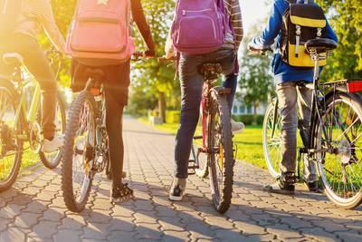 Free wheeling: City sets up bike bank