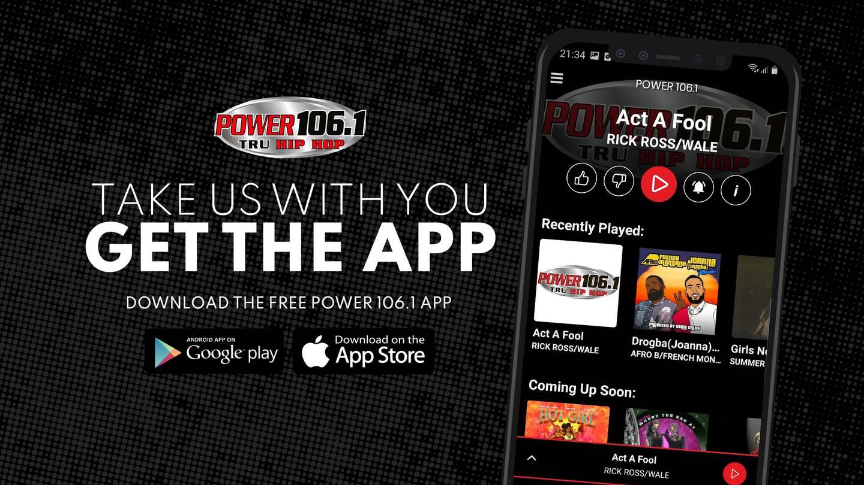 LISTEN LIVE: Listen to Power 106.1 now!