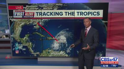 Tracking the Tropics: Wednesday, July 29