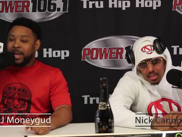 Nick Cannon Interview