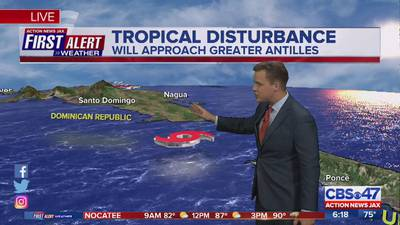 Tracking the Tropics: July 29, 2020
